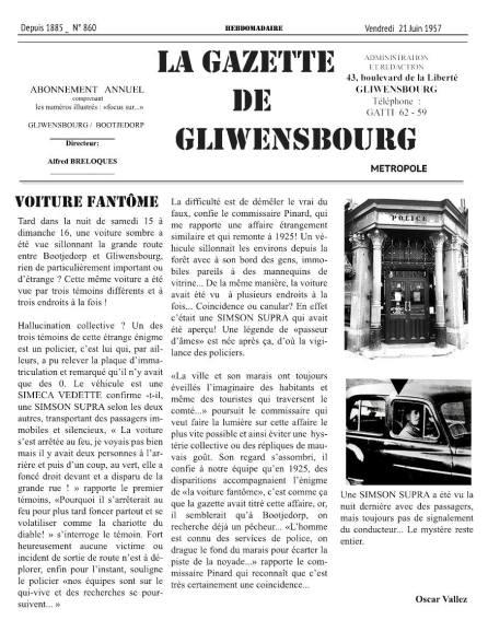 Gazette Gliwensbourg (1)